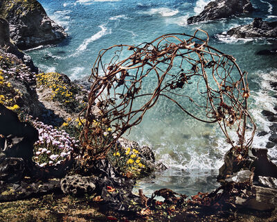 Holly King, 'Arch and Sea', 2015