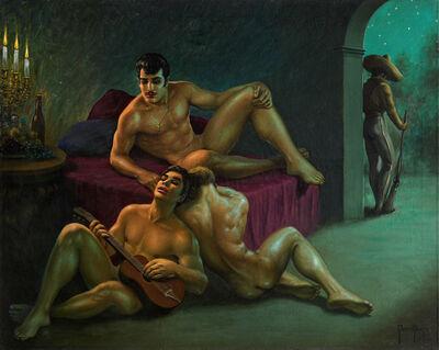George Quaintance, 'The Bandit', 1953