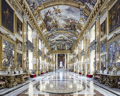 David Burdeny, 'Galleria Palazzo Colonna, Rome, Italy', 2016