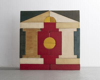 "Studio 65, '""Baby-Lonia"" Modular Children's Building Blocks', 1986"
