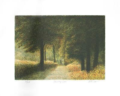 Harold Altman, 'Country Lane', 1998