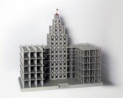 Gustavo Acosta, 'Ceremonial Structure', 2017