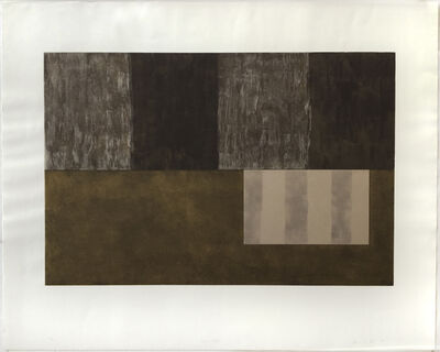 Sean Scully, 'Sotto Voce', 1988