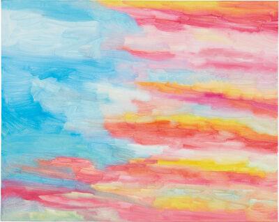 Jean-Baptiste Bernadet, 'Study for Sunset 16 (After F. Church)', 2014