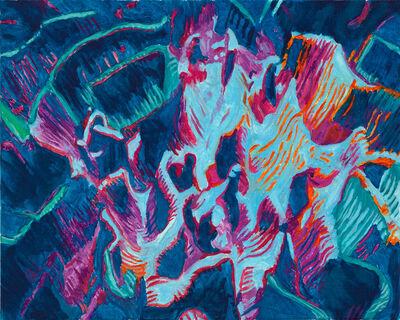 Martien van Beeck, 'labyrinth coral', 2018