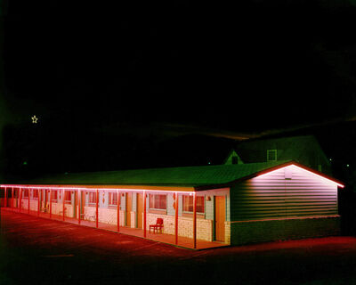 Steve Fitch, 'Hotel Raton, New Mexico ', 1980