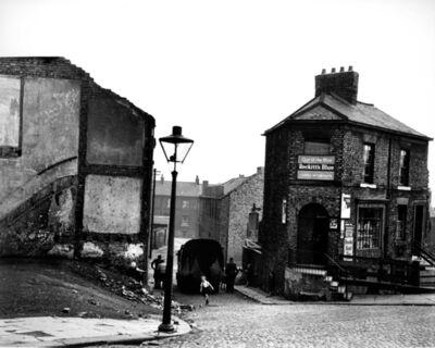 Fred Maroon, 'Street Scene, Newcastle, England ', 1950