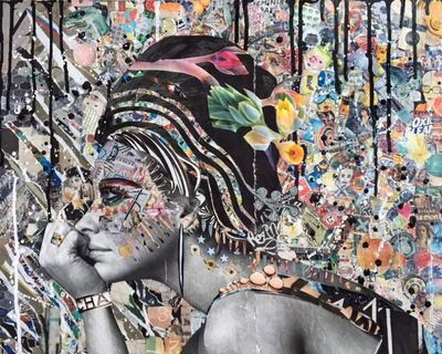 "Katy Hirschfeld, '""Femme""', ca. 2016"