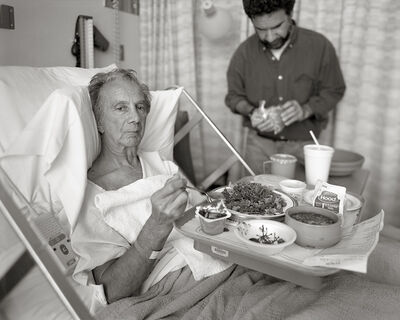 Stephen Dirado, 'Gene's 1st Stroke, UMASS Medical Hospital, Room 407, Worcester, MA, May 19, 1998', 1998