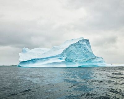 David Burdeny, 'Iceberg 2, Greenland, 2017', 2018