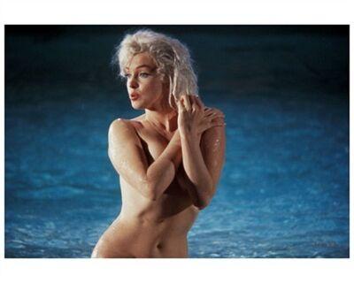 Lawrence Schiller, 'Marilyn 12- Color 3 Frame 18 (page 19)', 1962