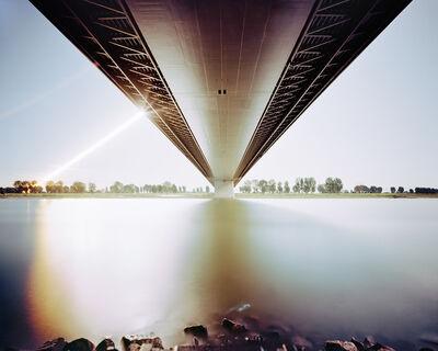 Axel Schmidt, 'Flughafenbrücke, Düsseldorf ', 2004