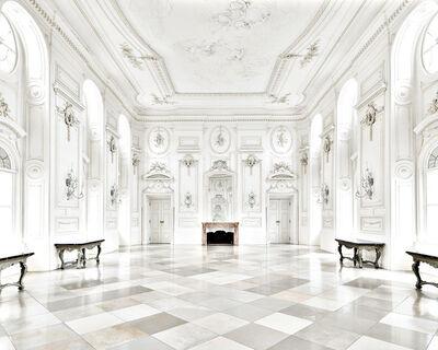 Massimo Listri, 'Palazzo Schloss Hof III, Vienna, Austria', 2016