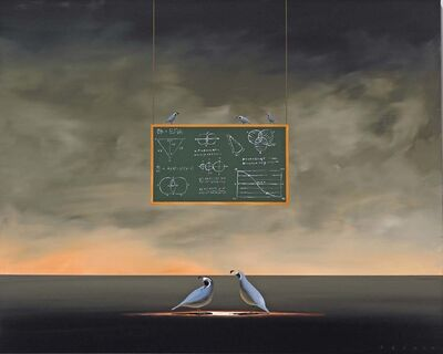 Robert Deyber, 'Technical Fowl', 2007