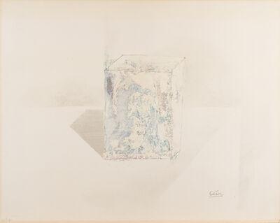 César, 'Spugna', 1974