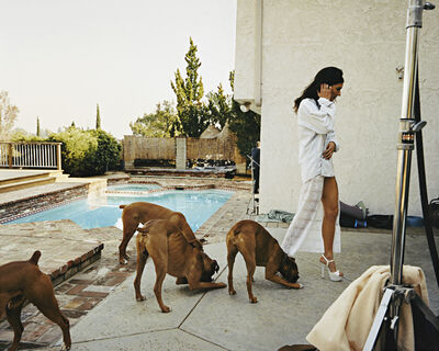 Larry Sultan, 'Boxers, Mission Hills', 1999
