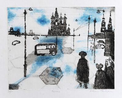 Julian Trevelyan, 'Moscow', 1961