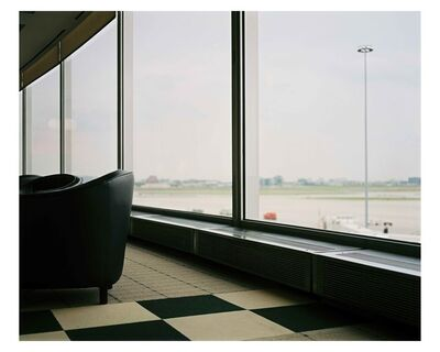 Mark Lewis (Canadian, b.1958), 'Airport, Location Photograph #1', 2003