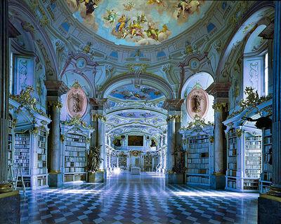 Massimo Listri, 'Admont Library, Austria | World Libraries', 1994