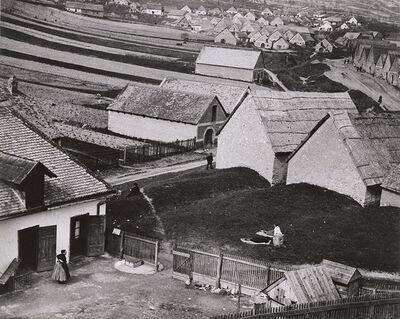 André Kertész, 'Wine Cellars, Budafok, Hungary', 1919 / 1960c