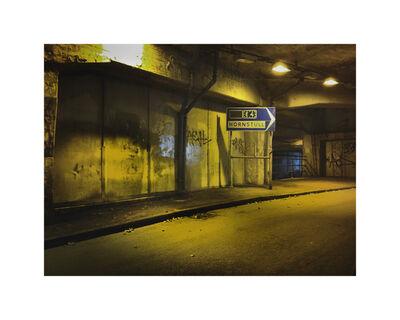 Christer Fjellis Fjellman, 'Slussen – Mon Amour 2038'