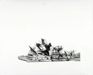 Hisaharu Motoda, 'Indication- Opera House 2 (Sydney)', 2010