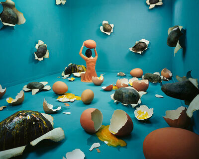JeeYoung Lee, 'Broken Heart', 2011