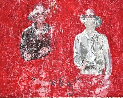 Nicole Charbonnet, 'Cowboys (red)', 2004-2012