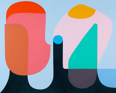 Stephen Ormandy, 'The Conversation', 2020