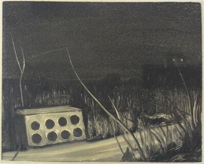 Zhang Lei 张雷, 'Hollow Brick next to the Vineyard 葡萄园边的空心砖', 2013