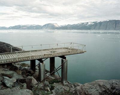 Olaf Otto Becker, 'Ikerasak, Qarajaqs Icefjord 2'