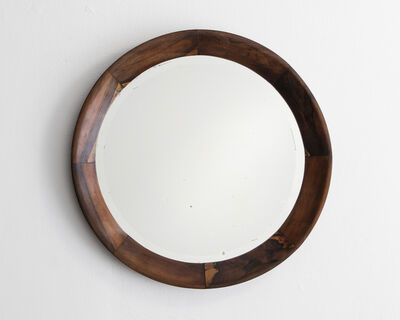 Sergio Rodrigues, 'Round Mirror ', 1960s