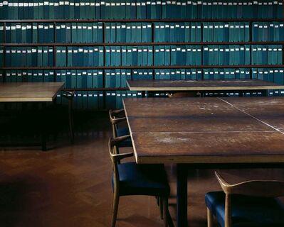 Massimo Listri, 'Gabinetto dei Disegno, Uffizi, Florence (Firenze), Italy', 2009