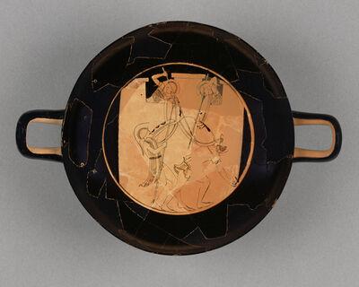 Apollodorus of Damascus, 'Red-Figure Kylix', 500 BCE