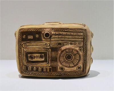 Cisco Jiménez, 'Radiograbadora de barro (Clay Radio Cassette Player)', 2018