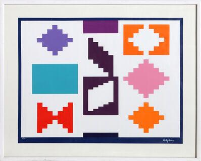 Yaacov Agam, 'Design IV', ca. 1970
