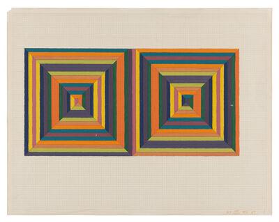 Frank Stella, 'FORTIN DE LA FLORES (AXSOM 1.B)', 1967