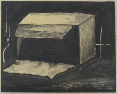 Zhang Lei 张雷, 'Carton Box in the Dark 黑夜里的纸箱子', 2013