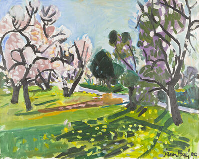 Jason Berger, 'Almond Trees in Bloom, Tavira', 1999