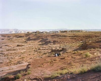 Joel Sternfeld, 'Rim View Trail, Page, Arizona, August 1983', 1983
