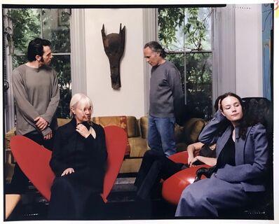 Tina Barney, 'Brice Marden and Family', 2008