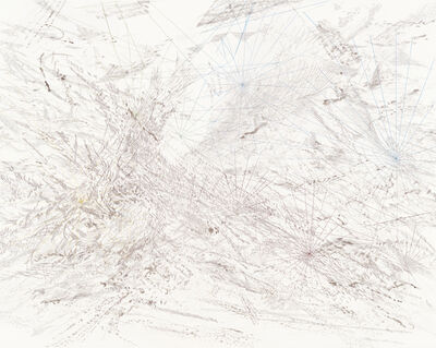 Julie Mehretu, 'Unclosed', 2007