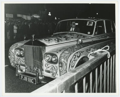 Unknown, 'Beatles John Lennon's Psychedelic Rolls Royce', 1969