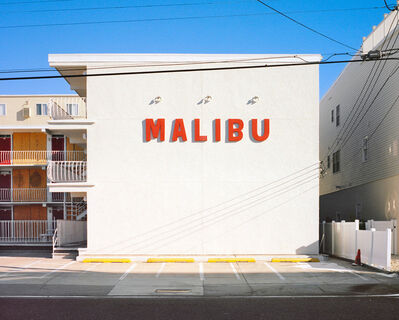 Tyler Haughey, 'Malibu Motel', 2016