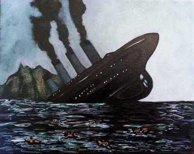 Coco González Lohse., 'De la serie La Tierra Prometida II ', 2020