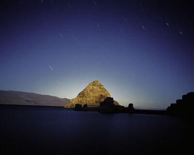 Mark Klett, 'The Pyramid by Moon Light, Pyramid Lake, NV, 9/13/00', 2000