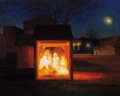 Sarah Williams, 'La Plata Square', 2018
