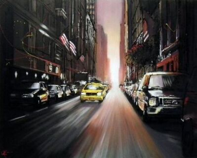 Paul Kenton, 'Into The Light NYC', 2020