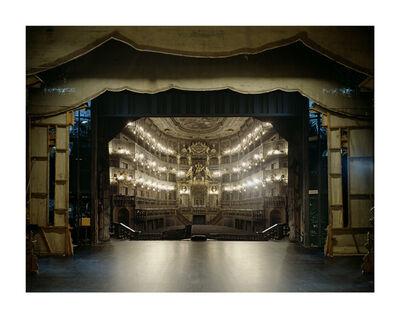 Klaus Frahm, 'Markgräfliches Opernhaus, Bayreuth, Germany', 1997
