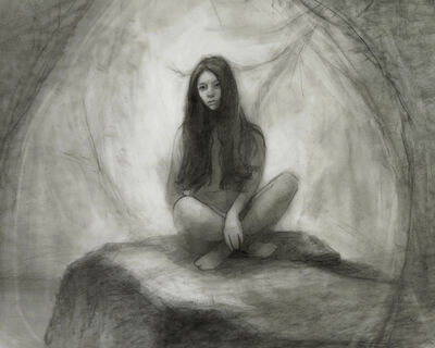 Shaun Berke, 'Study for Artemis', 2016